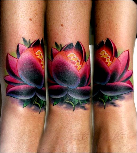 Trend tattoo styles lotus tattoo history and religions for Dark lotus tattoo