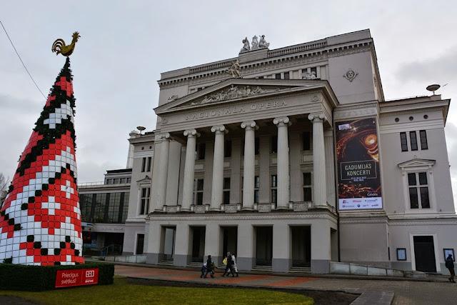 Riga General opera