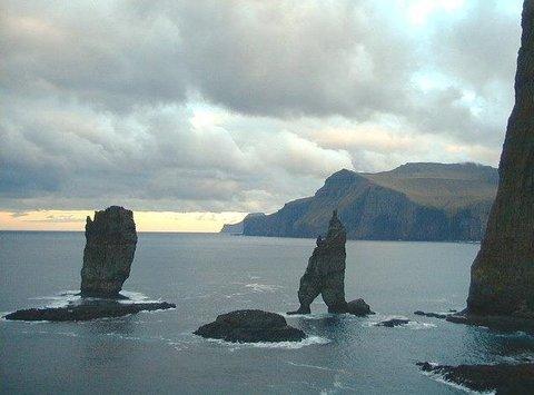 Føroyar - The Faroe Islands