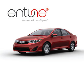 Toyota Entune for Safe Driving