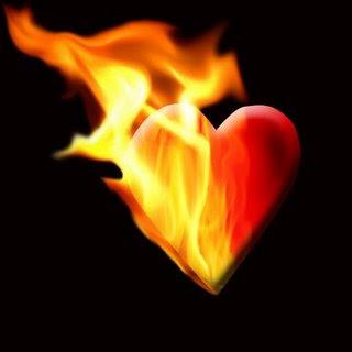 """""""A ausência é para o amor o que o vento é para o fogo; ele extingue o pequeno,mas inflama o grande"""""""
