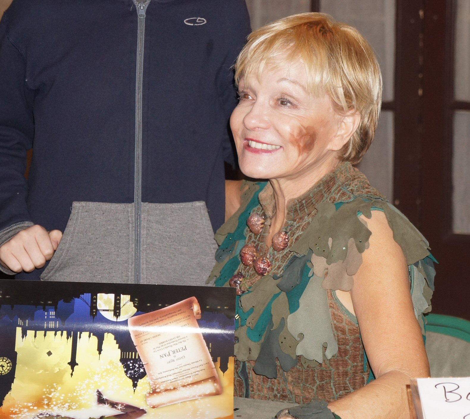 Cathy Rigby Peter Pan Captain Hook