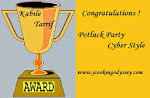 Potluck Party Award