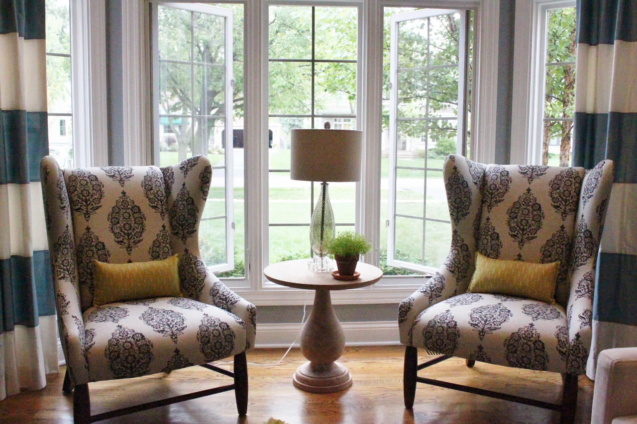 Client Files: Living Room Reveal - Pattern Chairs For Living Room Winda 7 Furniture