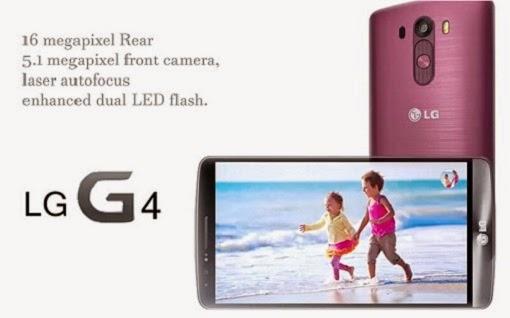 harga HP LG G4 terbaru 2015