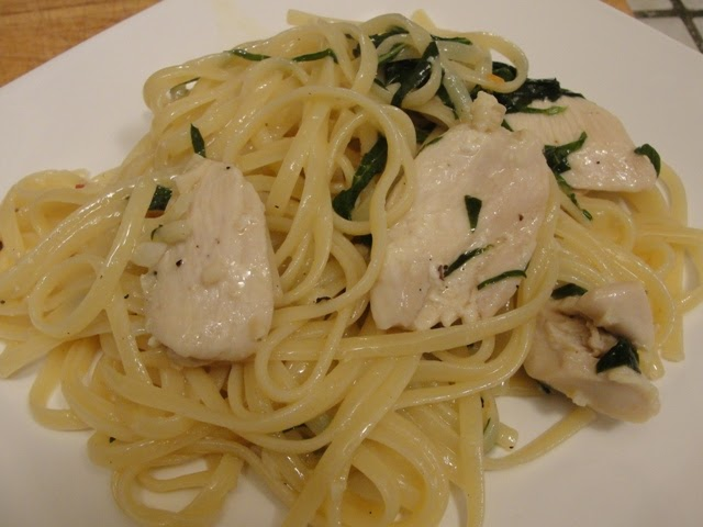 All Things Yummy Deen Bros Buttery Chicken Scampi Pasta