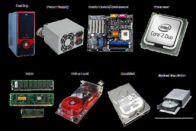 perangkat Hardware komputer
