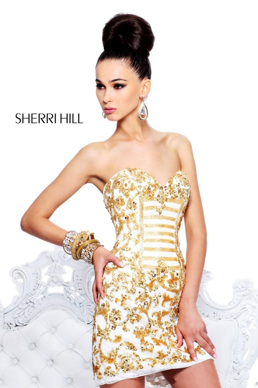 Sherri Hill Prom Dresses Fancy | The Hairs