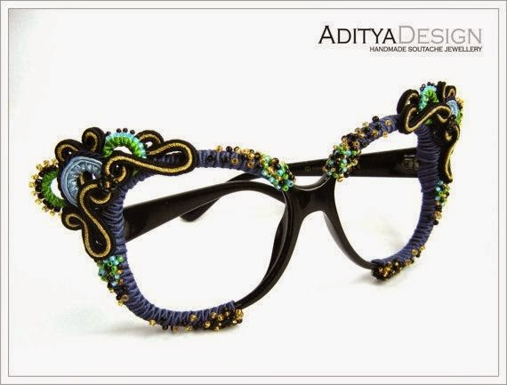 Gafas soutache