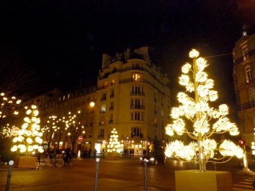 Paris'te alışveriş