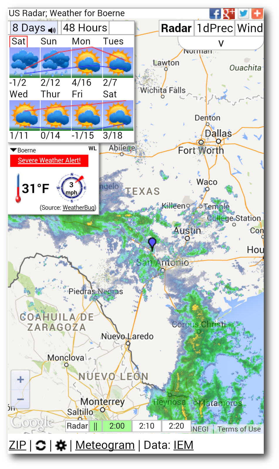 enjoy all the features of us weather radar in our new us weather radar android app