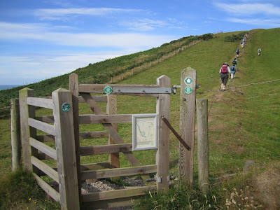 Kissing Gate Outside of St. Bees