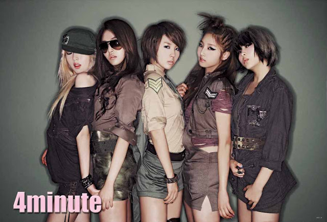 4Minute 2012