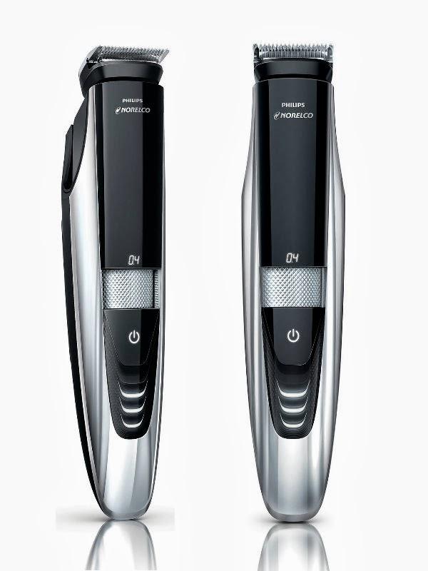 philips 9000 lazer guided beard trimmer spicytec. Black Bedroom Furniture Sets. Home Design Ideas