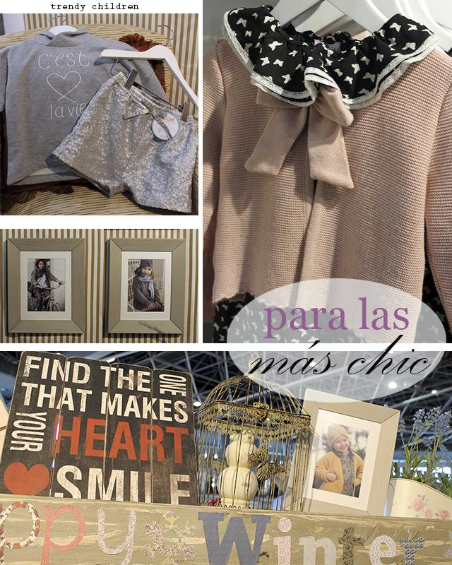 tendencias moda infantil otoño invierno 2015 2016 oh! soleil