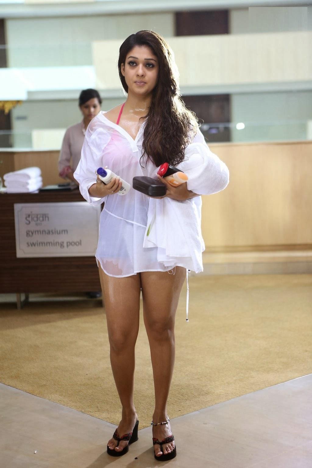 Nayana thara bikini accept