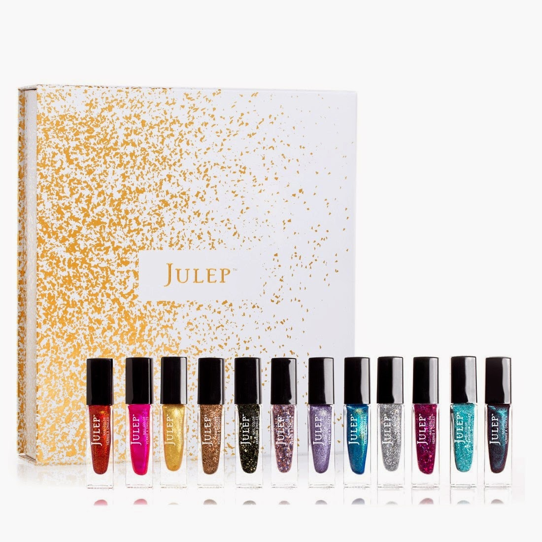 Give the gift of beauty. Julep's Gem Collection.