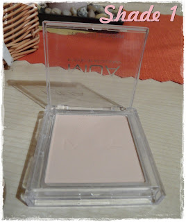 MUA pressed powder shade 1