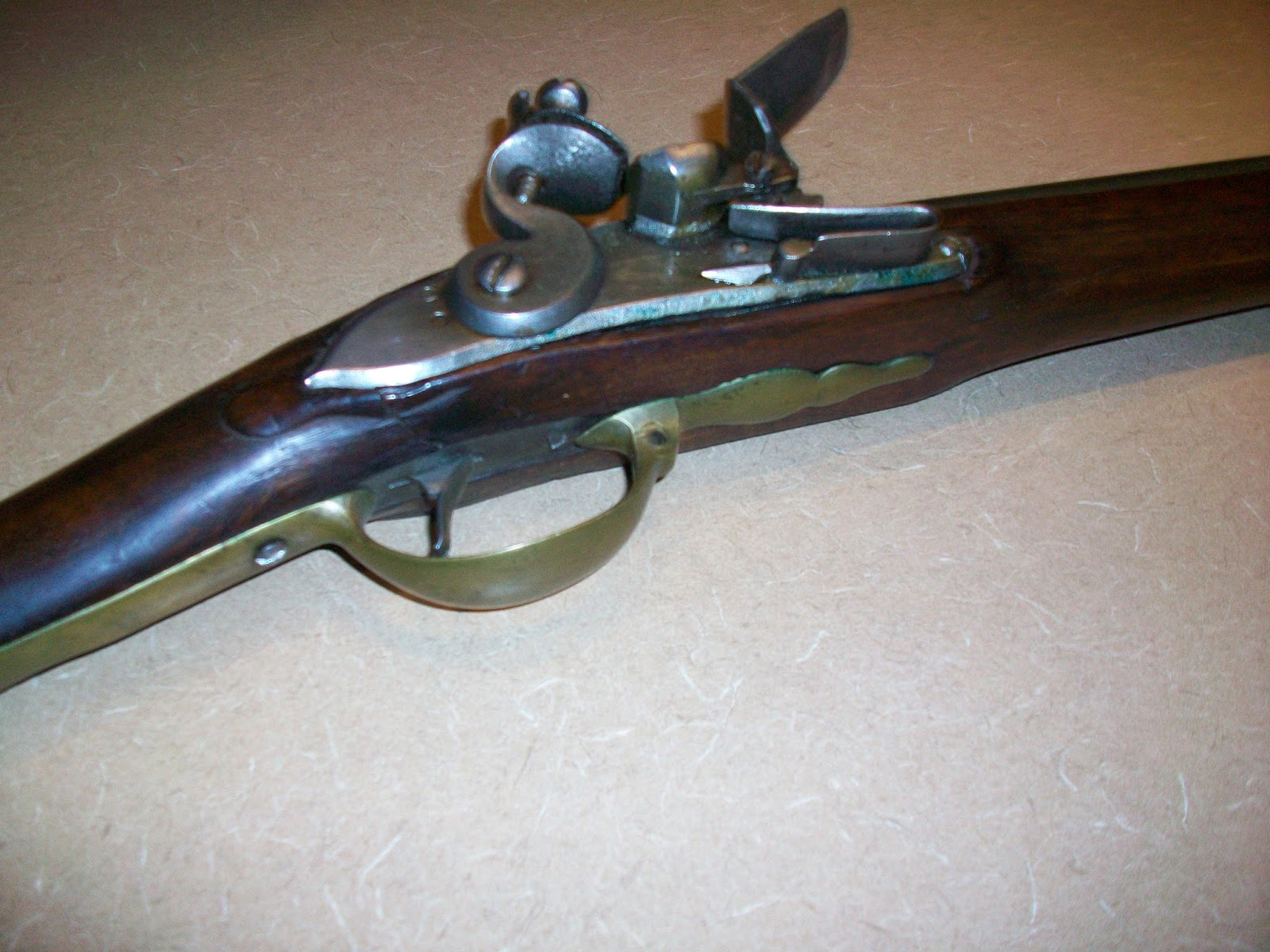 Of Sorts for Provincials: Choosing a RevWar militia gun