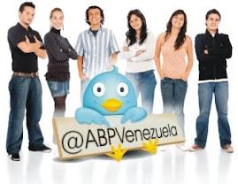 Entérate de todo y participa con el Twitter de ABP...