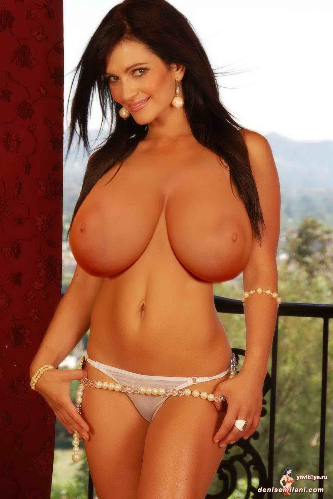 Useful denise milani naked xxx consider, that