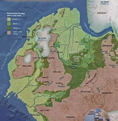 Αναζητώντας τη χαμένη (Βρετανική) Ατλαντίδα