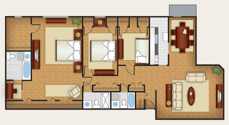 Foundation dezin decor master bedroom layout - Masters bedroom layout ...