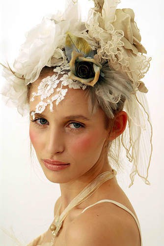 Celebrity Wedding Hairstyles