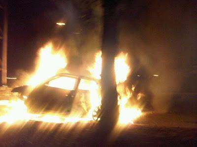 Video Kecelakaan Nissan Juke di Sudirman