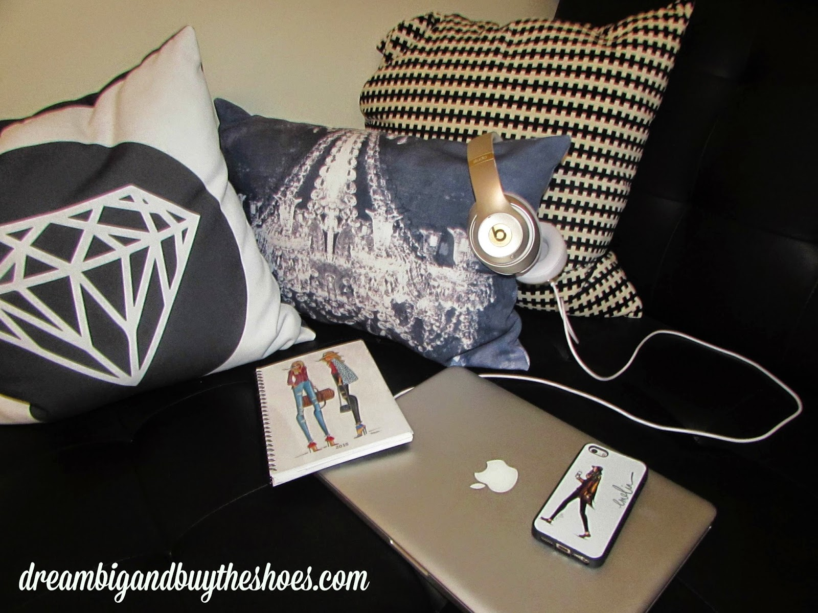 home blogging spaces