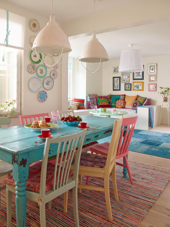 Colors Of Kitchen Tables And Chairs