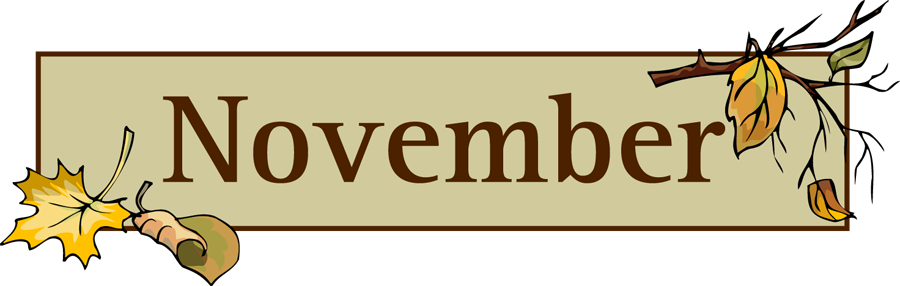 Go Back > Gallery For > The Word November