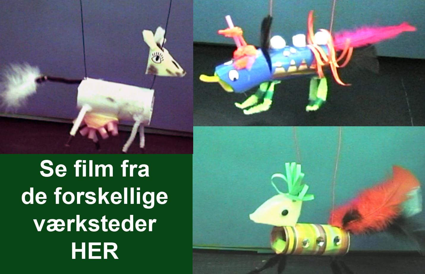 De små dukkefilm