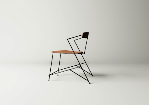 Power Chair by Mario Tsai