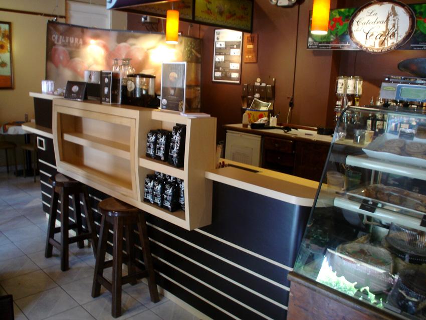 Atlcalli dise o de mobiliario for Mobiliario para cafes