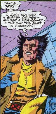 Fantastic Four Wolverine