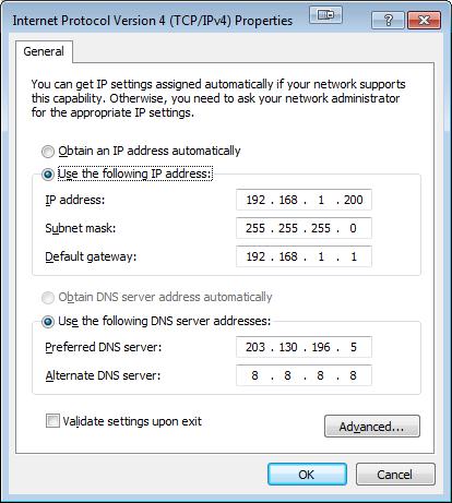 Setting Akses Remote Server SQL Via Internet