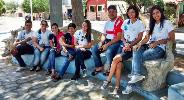 JM de Patos (PB) realiza visita missionária