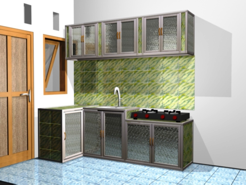 21 Kitchen Set Aluminium Terbaru Aluminium Kitchen Terbaru Set