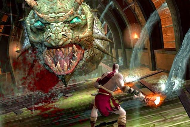 God of War Ps2 Iso