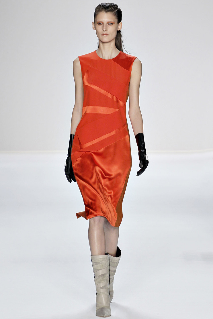 Narciso rodriguez fall winter 2012 ready to wear new york for Narciso rodriguez wedding dress collection