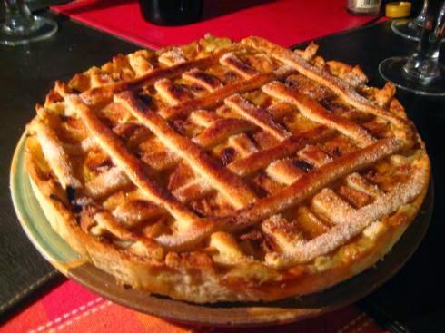 Kuchen de la Abuela