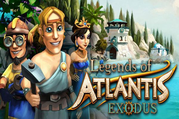 IOS Game Hack And Tools: [Hack] Legends of Atlantis: Exodus HD v1.4.0