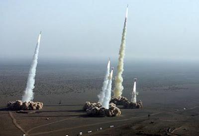 Misil Nuklir Iran