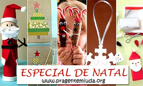 atividades e lembrancinhas para o natal