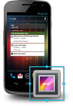 Kecanggihan Android 4.1 Jelly Bean