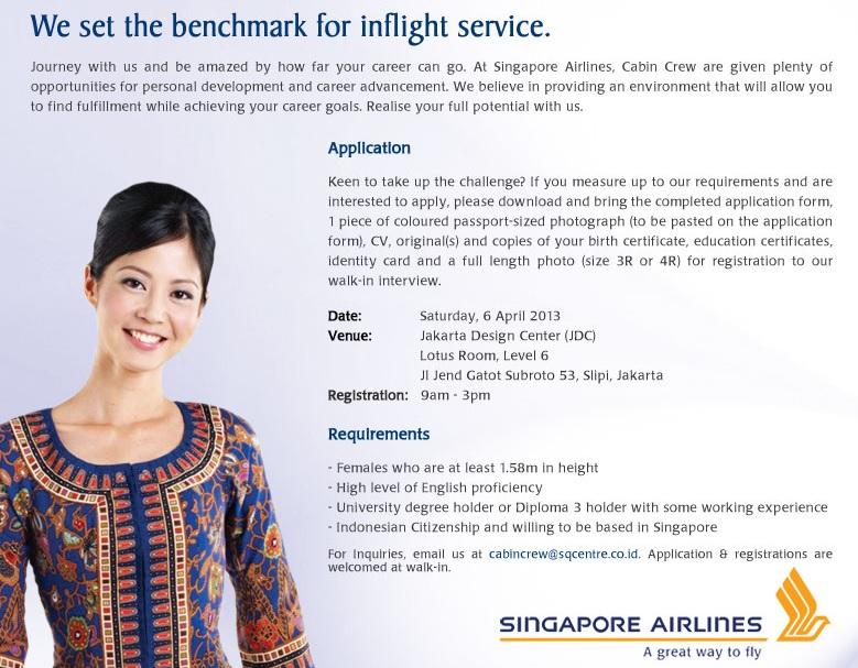singapore flight attendants