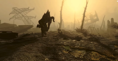 Fallout 4 Roll out for PS4 And PC