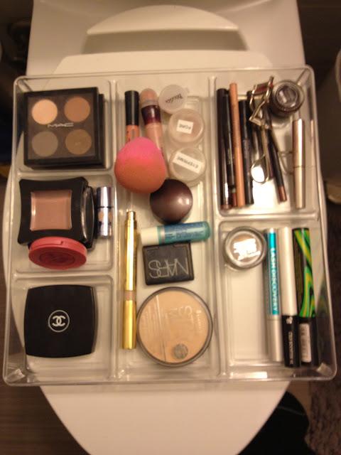 Makeup Basket of the Week Storage