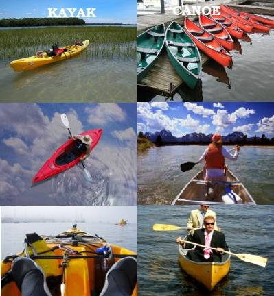 To Know More In Detail WikihowDifference Between Kayak And Canoe